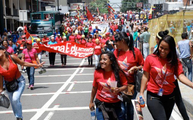 Venezuela : l'épouvantail agité de l'Occident