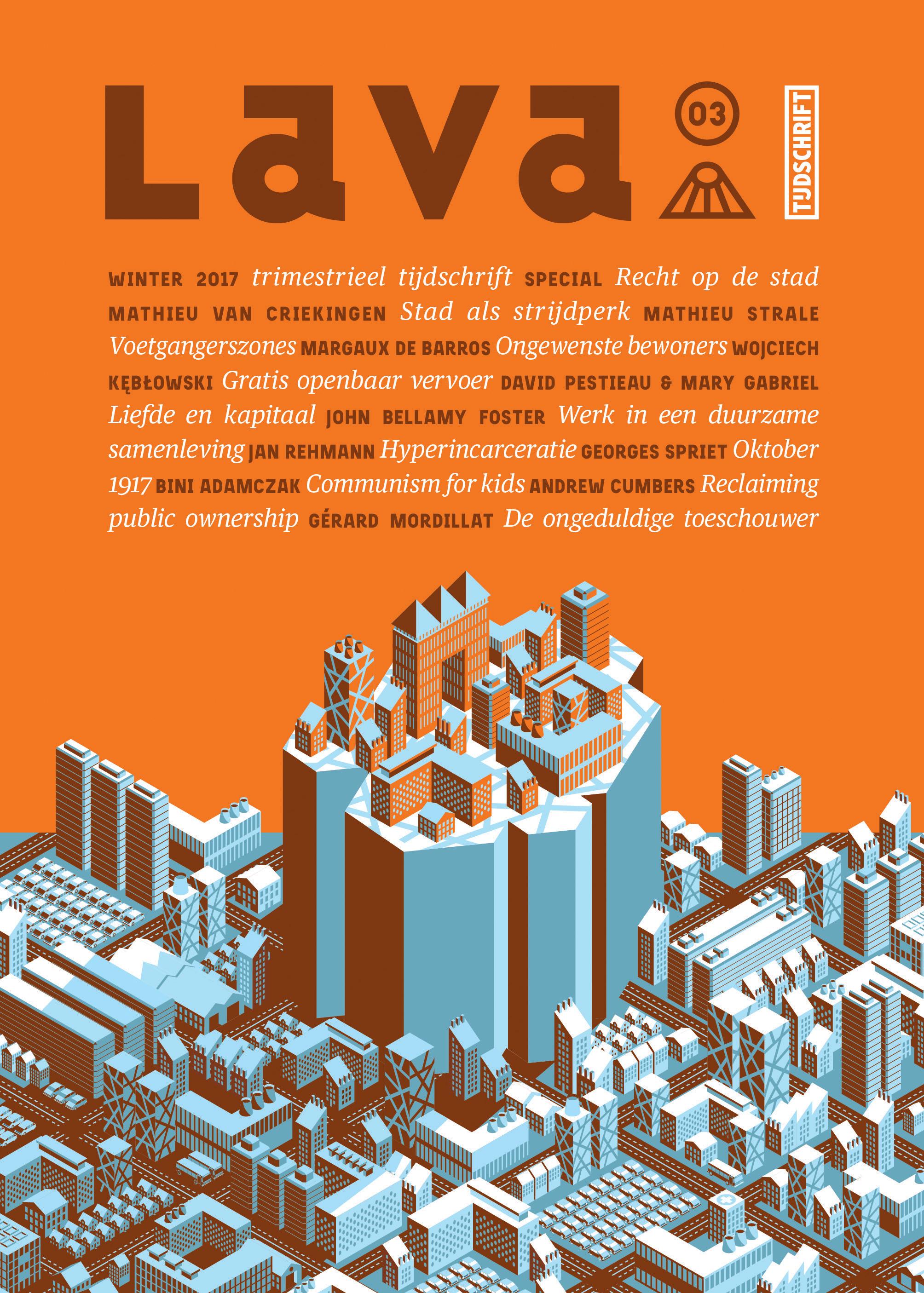 Lava Tijdschrift 3