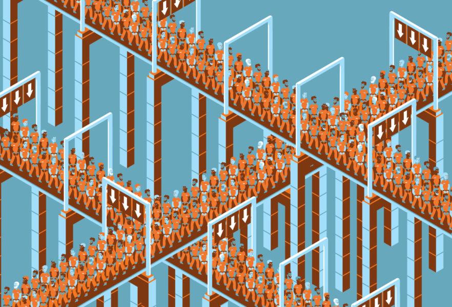L'hyper-incarcération à l'ère néolibérale