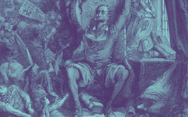 Don Quichotte, un monstre gramscien dans le clair-obscur
