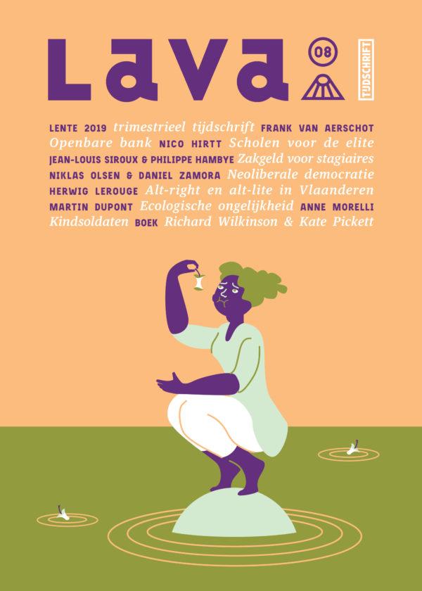 Lava Tijdschrift 8